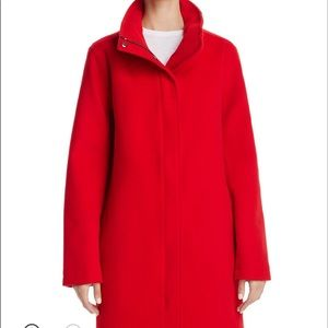Pendleton Campbell's wool coat (red)